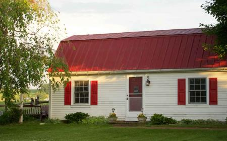 Exterior view of Cottage